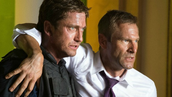 London Has Fallen - inside