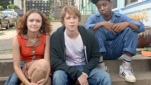 Me and Earl and the Dying Girl - inside