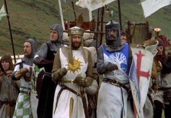 Monty Python and the Holy Grail -- Featured Image