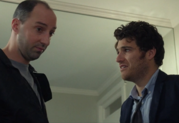 "Tony Hale and Adam Pally star in ""Night Owls,"" an Indy Film Fest selection."