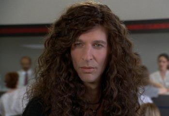 "Howard Stern plays himself in ""Private Parts,"" a 1997 Paramount Pictures biopic about his life and career."