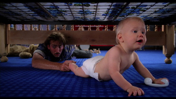 """Nicolas Cage stars as H.I., an ex-con who finds himself in the midst of a baby-napping, in """"Raising Arizona,"""" a 1987 film directed by Joel Coen and produced by Ethan Coen."""