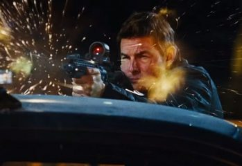 "Tom Cruise plays Jack Reacher in ""Jack Reacher: Never Go Back"" from Paramount Pictures and Skydance Productions."