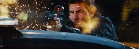"""Tom Cruise plays Jack Reacher in """"Jack Reacher: Never Go Back"""" from Paramount Pictures and Skydance Productions."""