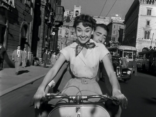 Roman Holiday -- Inside Image