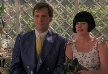 "Charlie (Jeff Daniels) and Audrey (Melanie Griffith) put on a good show for her mother in ""Something Wild,"" a 1986 Orion Pictures release directed by Jonathan Demme."
