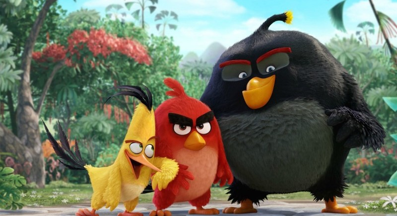 The Angry Birds Movie - featured