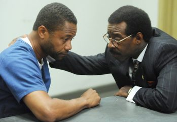 Cuba Gooding Jr., left, and Courtney B. Vance.