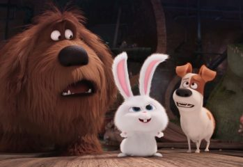 The Secret Life of Pets stars Louis C.K. in Sony Animation's new film