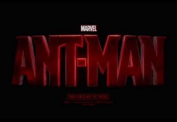 The new Marvel Comics movie Ant-Man, starring Paul Rudd