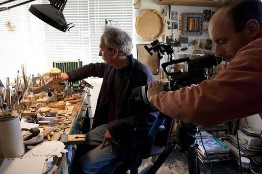 """Curious Worlds: The Art & Imagination of David Beck"" (2015) is a new documentary that takes you on a tour of the enchanting world of one of America's greatest unsung artists."