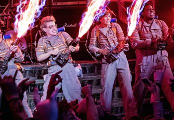 Ghostbusters remake Kristen Wiig, Kate McKinnon, and Melissa McCarthy