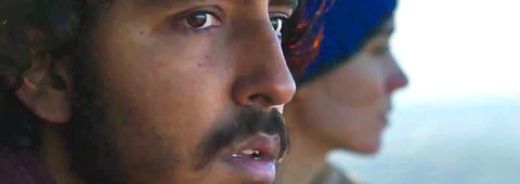 Lion stars Dev Patel as Saroo, a boy lost thousands of miles from home in India
