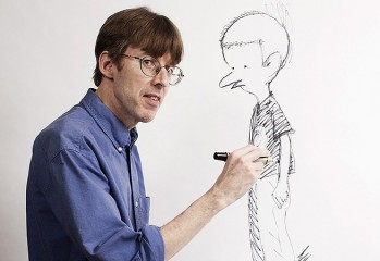 """The Art of Richard Thompson"" (2015), now playing at the Heartland Film Festival, is an informative retrospective documentary on the career of the Washington Post and ""Cul de Sac"" cartoonist."