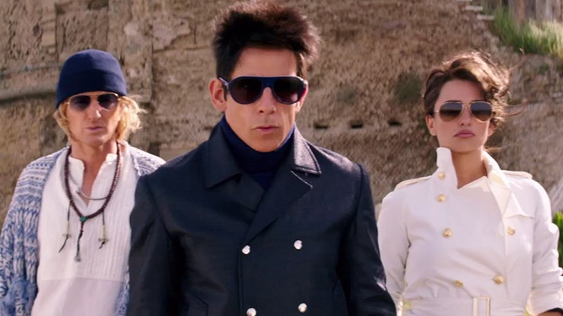 Zoolander 2 The Film Yap